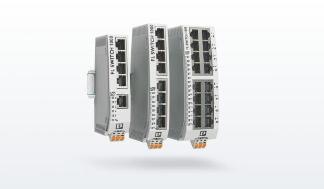 PHC New switches